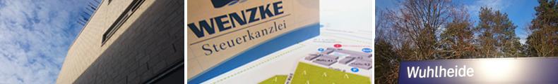 Wenzke Steuerkanzlei Kontakt